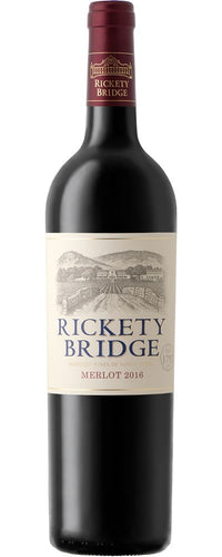 RICKETY BRIDGE Merlot 750ml - Together Store South Africa