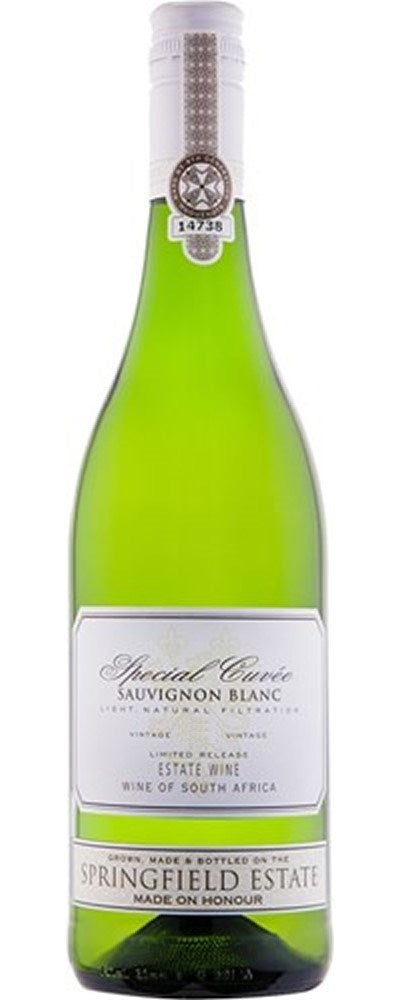 SPRINGFIELD Special Cuvee Sauvignon Blanc 750ml - Together Store South Africa