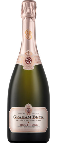 GRAHAM BECK Brut Rosé NV 750ml - Together Store South Africa