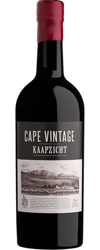 KAAPZICHT Cape Vintage Port 750ml - Together Store South Africa