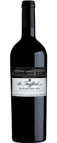 DE TRAFFORD 393 Syrah 750ml - Together Store South Africa