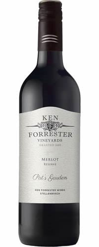 KEN FORRESTER Pat's Garden Merlot 750ml - Together Store South Africa