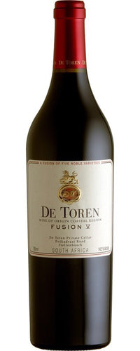 DE TOREN Fusion V 750ml - Together Store South Africa