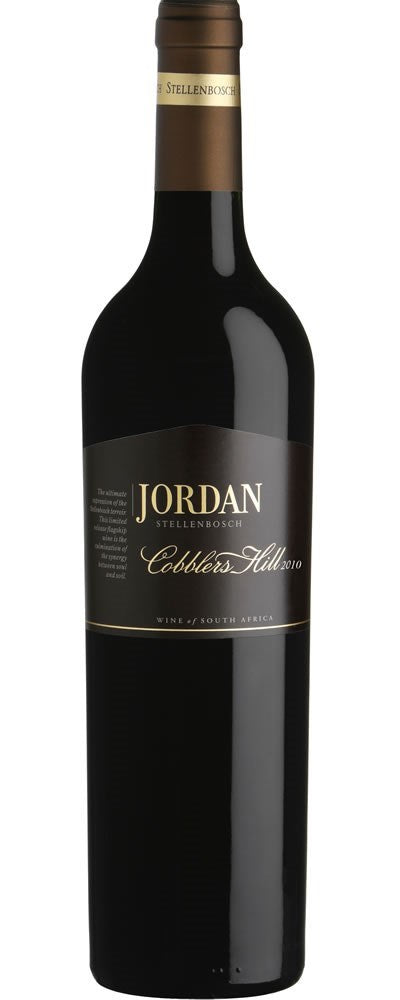 JORDAN Cobblers Hill 2015 750ml - Together Store South Africa
