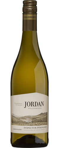 JORDAN Inspector Peringuey Barrel Fermented Chenin Blanc 750ml - Together Store South Africa