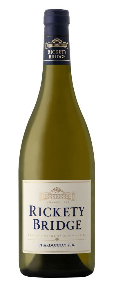 RICKETY BRIDGE Chardonnay 750ml - Together Store South Africa