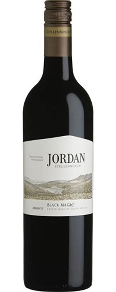 JORDAN Black Magic Merlot 750ml - Together Store South Africa