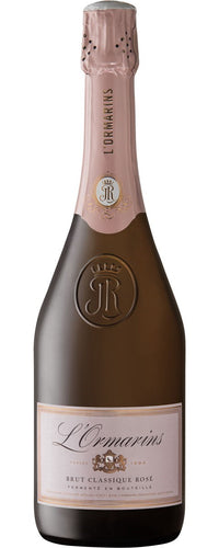 L'ORMARINS Brut Classique Rosé NV 750ml - Together Store South Africa