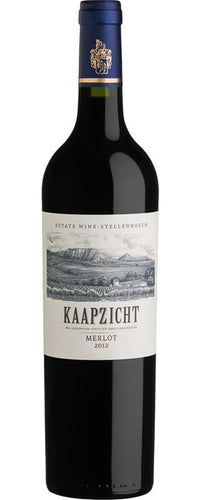 KAAPZICHT Merlot 750ml - Together Store South Africa