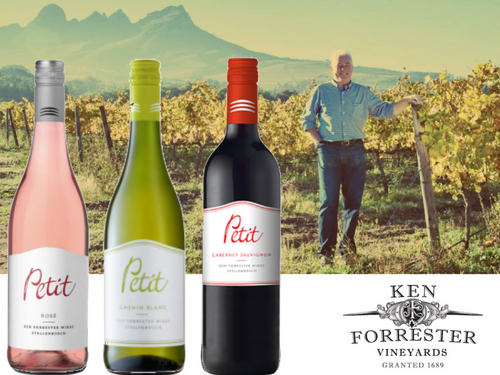 Ken Forrester Home Wine Experience | Starter Pack of 6 - Together Store South Africa
