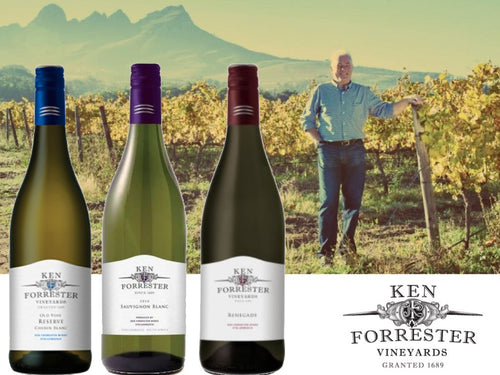 Ken Forrester Home Wine Experience | Signature Pack of 6 - Together Store South Africa