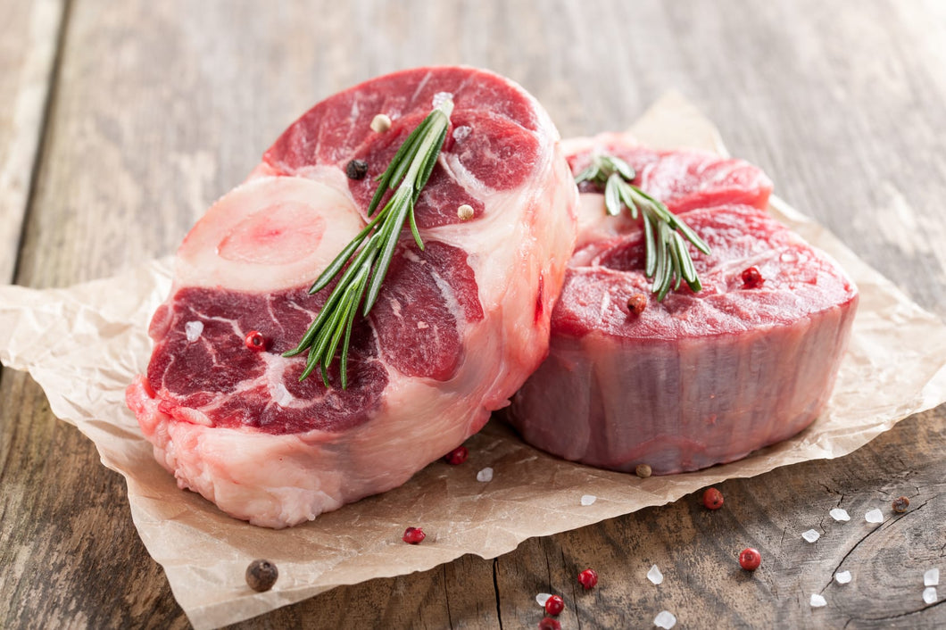 LAMB Neck Sliced (500g) - Together Store South Africa