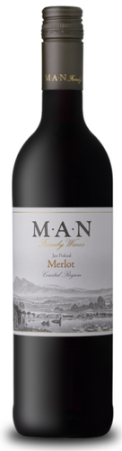 MAN FAMILY WINES Jan Fiskaal Merlot 750ml - Together Store South Africa