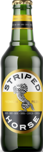 STRIPED HORSE Pilsner 330ml (24s) - Together Store South Africa