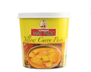 CURRY PASTE - Mae Ploy Yellow (1kg) - Together Store South Africa