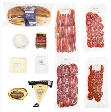 Load image into Gallery viewer, Wine Paired Gourmet Cheese & Charcuterie Box - Together Store South Africa