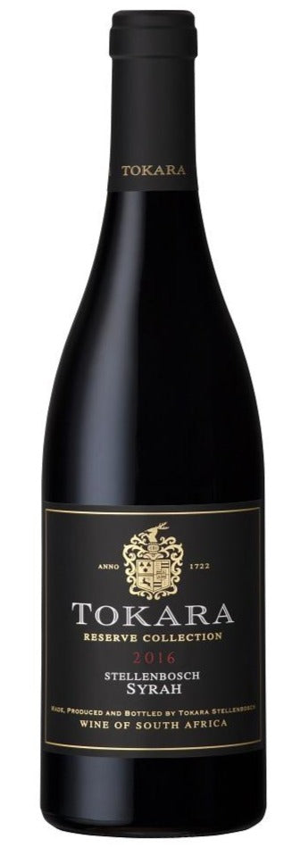 TOKARA Reserve Collection Syrah 750ml - Together Store South Africa