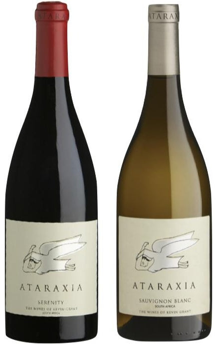 ATARAXIA Serenity & Sauvignon Blanc - Two Pack - Together Store South Africa