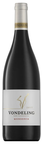 VONDELING Monsonia (Erica) Shiraz 750ml - Together Store South Africa