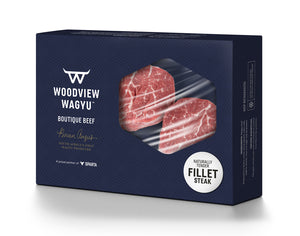 WOODVIEW Wagyu (SA) Fillet (2 x 250g) - Together Store South Africa