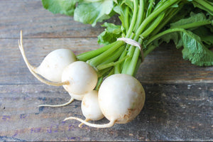 WILD PEACOCK Veg - Baby Turnips (250g) - Together Store South Africa