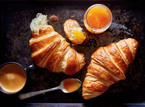 SCHOON Fresh Plain Croissant 4/pck - Together Store South Africa