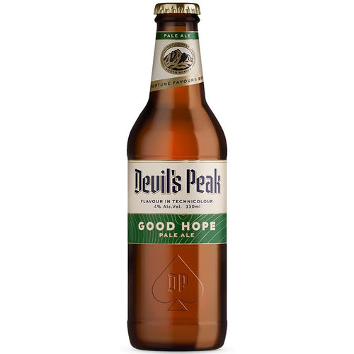 DEVIL'S PEAK Good Hope Pale Ale 330ml (24s) - Together Store South Africa