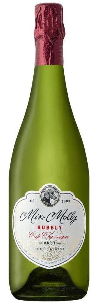 MORESON Miss Molly Bubbly 750ml - Together Store South Africa