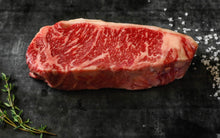 Load image into Gallery viewer, WILD PEACOCK Wagyu (Aus.) - Sirloin - Marbling 5-6 (avg 300g) (Frozen) - Together Store South Africa
