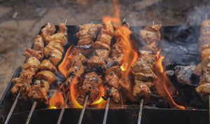 LAZENA Free Range Chicken - Thigh Kebabs - 5/pck (avg 650g) - Together Store South Africa