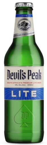 DEVIL'S PEAK LITE 330ml (24s) - Together Store South Africa