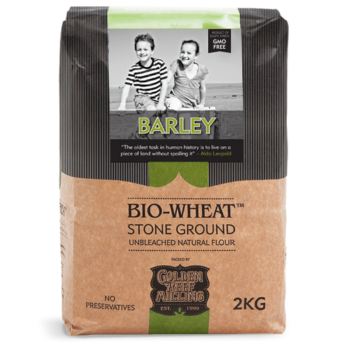 BIO-WHEAT - Barley (2kg) - Together Store South Africa