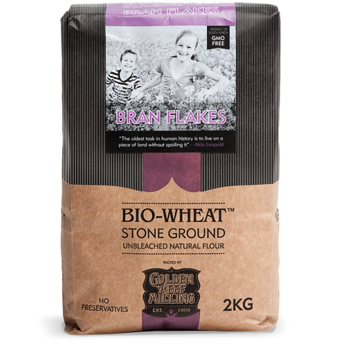 BIO-WHEAT - Bran Flakes (750g) - Together Store South Africa
