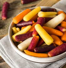 Load image into Gallery viewer, WILD PEACOCK Rainbow Baby Carrots (200g) - Together Store South Africa