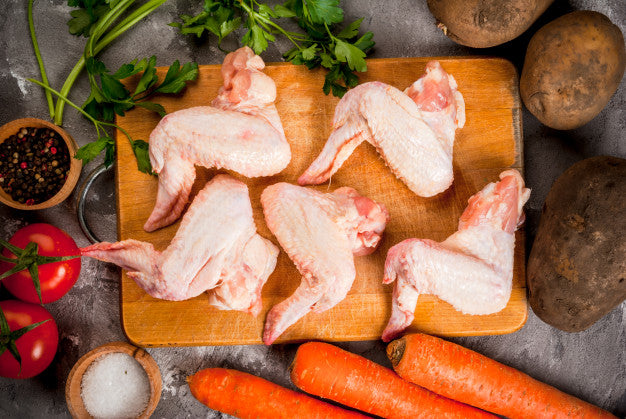LAZENA Free Range Chicken - Wings - 6/pck (avg 378g) - Together Store South Africa