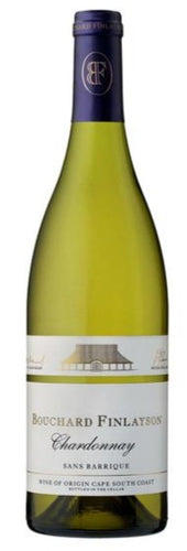 BOUCHARD FINLAYSON Sans Barrique Chardonnay 750ml - Together Store South Africa