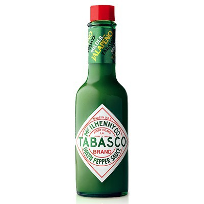TABASCO Green Pepper Sauce (Jalapeno) - (60ml) - Together Store South Africa