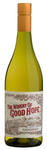 WINERY OF GOOD HOPE Unoaked Chardonnay 750ml - Together Store South Africa