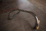 Nitto B125 steel drop handle bar NJS approved w=380 (14-01-009)