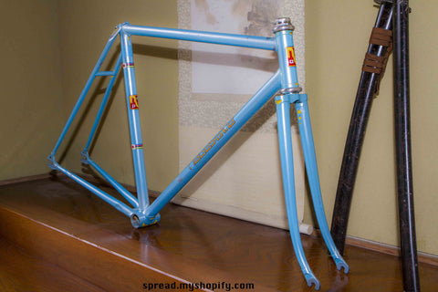 NAGASAWA track frame NJS approved size:510, made in 1985 (14-03-011)