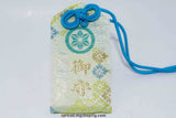 Japanese charm of AOSO shrine color: light green, Free Economy shipping for AISA, US, AUS, CAN, UK, EURO!