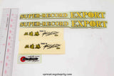 the original sticker set of 3RENSHO N.O.S, Free Economy shipping