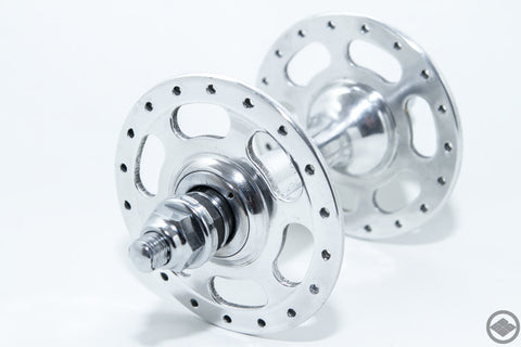 SUN SHINE(SANSIN) professional track front hub VIA approved