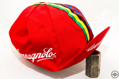 Campagnolo cycle cap, Free Economy shipping for AISA, US, AUS, CAN, UK, EURO!