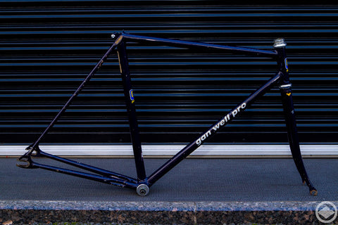Gan Well Pro track frame NJS approved size:525, made in 1994