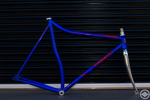 TANGE IMPETUS 700c Lo pro track frame USED mint condition