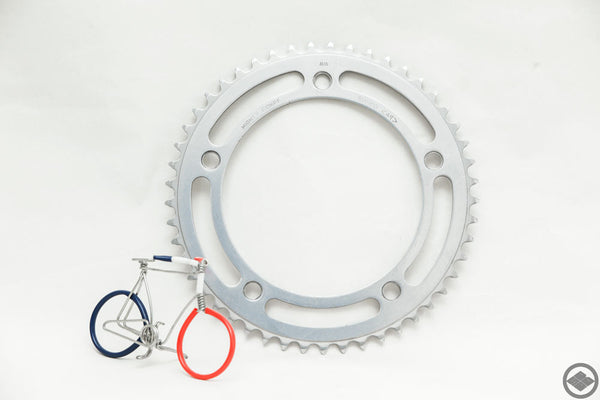 Sugino mighty competition chainring BIA approved, bcd151, 49T, original condition