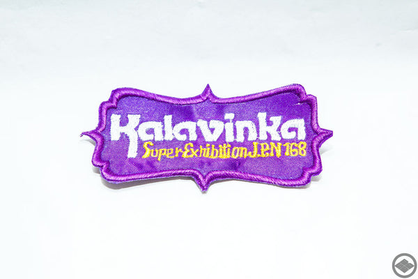 Kalavinka's orignal patch, color: purple, Free Economy shipping for AISA, US, AUS, CAN, UK, EURO!