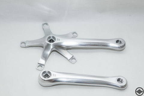 SUNTOUR superbe pro crank arm set NJS approved 167.5mm