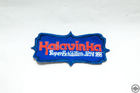 Kalavinka's orignal patch, color: blue, Free Economy shipping for AISA, US, AUS, CAN, UK, EURO!